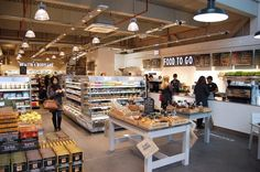 Planet Organic: Fulfilling the needs of London's organic shoppers