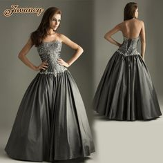 Cheap dresses for the races, Buy Quality dress pullover directly from China gown beaded Suppliers:           Custom Red Navy Blue Gray Ball Gown Taffeta
