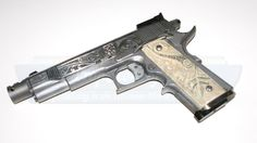 """Fox's (Angelina Jolie) Pistol - from the movie """"Wanted"""" 2008."""