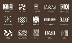 Fiji Tattoo Designs and Meanings