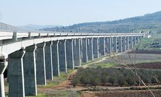 The construction seems endless, but only a projected 18 months remain until the 28-minute high-speed train route, with Israel's longest bridge, its highest, a nature reserve, and the Mideast's largest tunnel, from Tel Aviv and Jerusalem is to open. By Ofer Petersburg