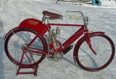 Motosiklet 1905 Hint Camelback