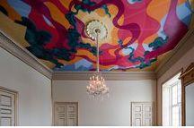 Amalienborg Palace new ceiling