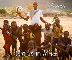 Are you ready for a challenge? Do you want to see Africa changed with the Gospel? OM Ghana is looking for a myriad of people, including youth workers, journalists, and finance officers to be a part of what God's doing in Ghana! www.om.org