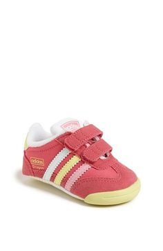 adidas 'Dragon' Crib Shoe (Baby) available at #Nordstrom