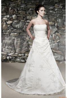 Vestidos de noiva Lisa Donetti 70223 2012