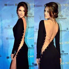 Red Carpet @luisafere @thefashionadroit Dress #Pucci Jewelry #H.Stern Gracias a todos los que fueron espero la disfruten