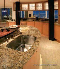 Kitchen Design: Paul Reidt and Doreve Nicholaeff / Architect: Nicholaeff Architecture + Design / Builder: Paragon General Contracting / Photography: J. Brousseau
