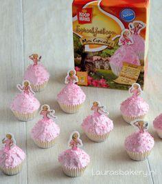 Review Sprookjesboom Mini Cupcakes - Laura's Bakery