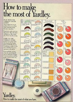How to make the most of Yardley by sugarpie honeybunch, via Flickr...my favorite pots of lip gloss and eye liner!