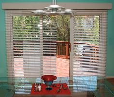 Horizontal Blinds For Patio Doors home and office window treatments. the glider blinds track is a
