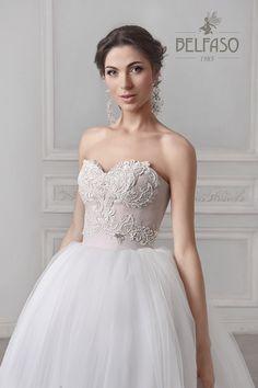 Оделла Dream Dress, Bridal Style, Wedding Dresses, Bridal Fashion, Collection, Flowers, Bride Dresses, Bridal Wedding Dresses, Weeding Dresses