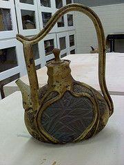 Tea pot, love the handle!