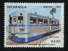 nicaragua postage stamp, 1983