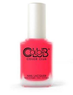 Color Club Matter Nail Laquer