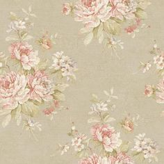 Product Description Nantucket Bouquet Hazelwood Wallpaper NK2031 - Infuse your home with the sultriness of lush floral bouquets that stoke one's senses. A wall accent with a profile of feminine elegan