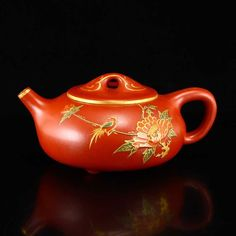 Non Solo, Yixing Teapot, Clay Teapots, Tea Culture, Chinese Tea, Clay Projects, Art Auction, Dollhouse Furniture, Teacup