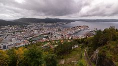 Another photo from Bergen, Norway.If you dont mind the weather; best city in Norway :-) Best Cities, Bergen, Norway, Weather, River, Mountains, City, Outdoor, Outdoors