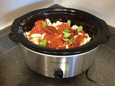 Lauren Gleisberg | Happiness, Health, & Fitness: Healthy Crockpot Chicken Cacciatore Recipe