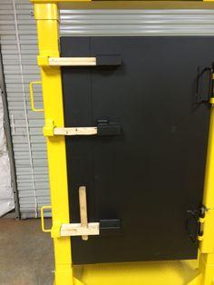 Door Crush Prop Is Capable Of Handling A Commercial Door