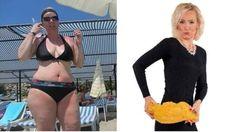 Proměna paní Milady: Za půl roku se jí podařilo zhubnout kg! Workout To Lose Weight Fast, How To Lose Weight Fast, Workout Session, Healthy Weight Loss, Healthy Food, Fun Workouts, Health Fitness, Swimwear, Shower Inspiration