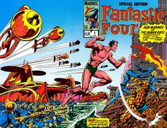 Fantastic Four Special Edition #1, May 1984, cover by John Byrne