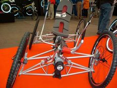 recombent 3-wheel bicycles electric | Tilting Vehicles Blog: CarvX