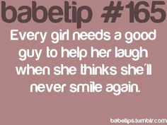 babetip 165 and i already have some of those guys in my life