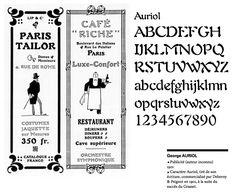 Georges Auriol - Auriol - 1901 via Xavier Senente
