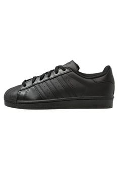 adidas originals superstar foundation - sneakers - core black
