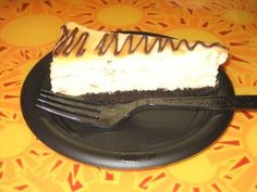 Butterfinger Cheesecake Recipe served at Sunshine Seasons in EPCOT at Disney World