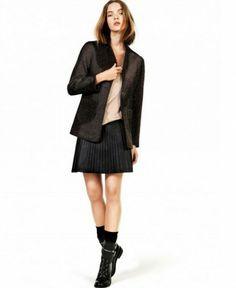 Liu Jo presenta il nuovo Catalogo autunno inverno 2014 2015 con la Modella Dree Hemingway Liu Jo catalogo autunno inverno 2014 2015 lookbook