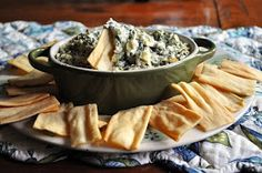 Little B Cooks: Chronicles from a Vermont foodie: Spinach Artichoke Dip