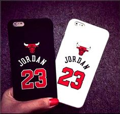 BASKETBALL STAR 23 PHONE CASE COVER FOR IPHONE 6 AND 6 PLUS UNIQUE STYLE 2015