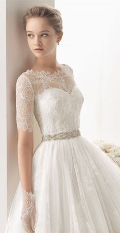 Piękna, lekka i bardzo kobieca suknia ślubna...