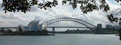 6 - AU - Sydney Harbour Bridge and Opera House