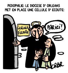 CRBR (2016-03-27) Eglise catholique et Pédophilie: Le diocèse d' Oléans met en place une cellule d' écoute.