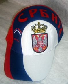 Serbian Fan Hat Serbian, Juventus Logo, Soccer Ball, Hat, Sports, Chip Hat, Hs Sports, Soccer, Sport