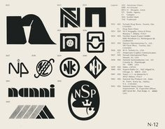 World of Logotypes: Trademark Encyclopedia, 1976 Edition by Al Cooper