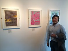 LIV-BCN at the Exhibition Research Centre shone a spotlight on Liverpool and Barcelona with artists John Wai (Liverpool), whose intricate laser-cut paper designs were achieved with the assistance of LJMU Fab Lab, and Mariadiamantes (Barcelona) along with work by a selection of graphic arts students