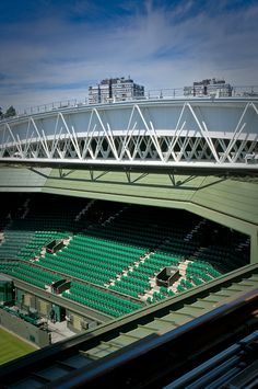 Wimbledon's Electric Roof