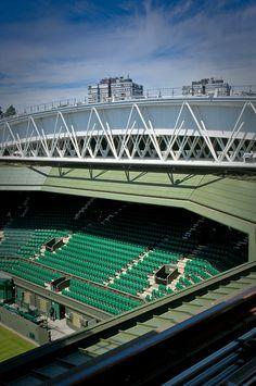 Wimbledon's Electric Roof