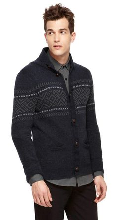 Wouldn't usually post models as dream husbands (apart from a Banana Republic boy I've been in lust w/ for a year) but this boy is magnificent: Odin @ Target Collection on Cool Hunting