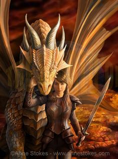 3D Picture Gothic Art Anne Stokes Dragon Fury Size 39 x 29 cm approx NEW