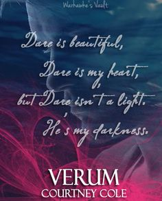 Verum (The Nocte Troligy #2) by Courtney Cole