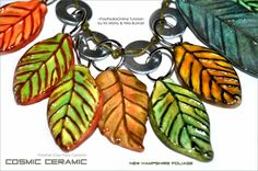 Faux ceramic and polymer clay tutorial  http://www.polypediaonline.com/cosmic-ceramic-polymer-clay-faux-ceramic-tutorial.html