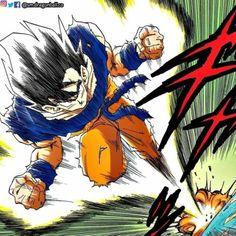 Goku - Learn how I made it to in one months with e-commerce! Dbz Manga, Manga Dragon, Dragon Ball Z, Akira, Z Arts, Fan Art, Jojo Bizzare Adventure, Anime Art, Sketches