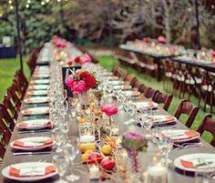 Protocolo en las mesas de bodas