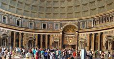 https://flic.kr/p/xZqjAm | Amazing building - Rome has some amazing spaces! #upsticksandgo #rome #roma #michfrost #exploring #pantheon #italy #italia #rome #history