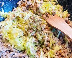 Karfiol krémes rakott tészta   Filipviki receptje - Cookpad receptek Naan, Cabbage, Vegetables, Food, Essen, Cabbages, Vegetable Recipes, Meals, Yemek